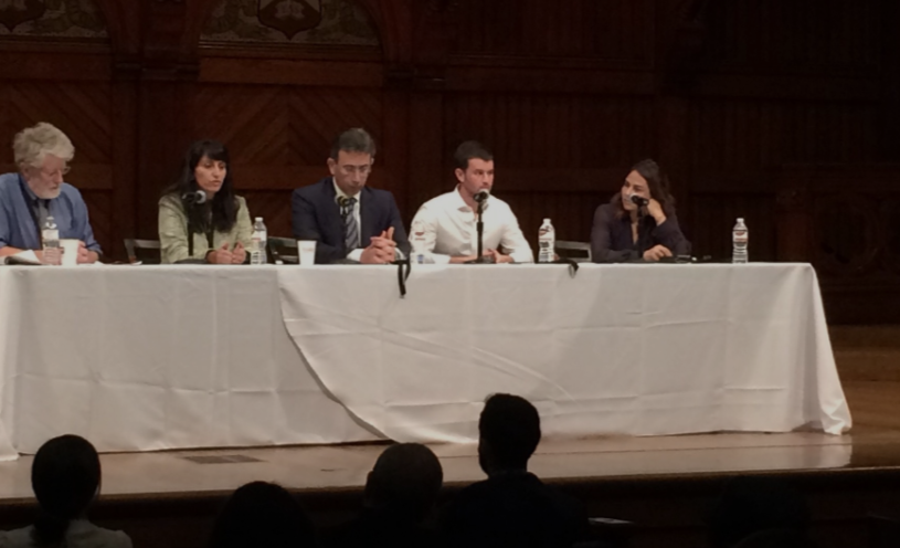 Palestine Advocacy Project Participates in Panel Discussion at Harvard Arab Weekend (VIDEO)