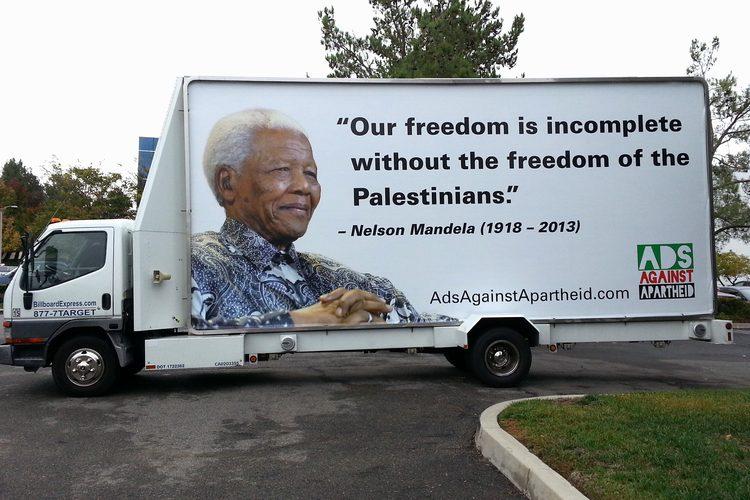 Ads Against Apartheid + Los Angeles